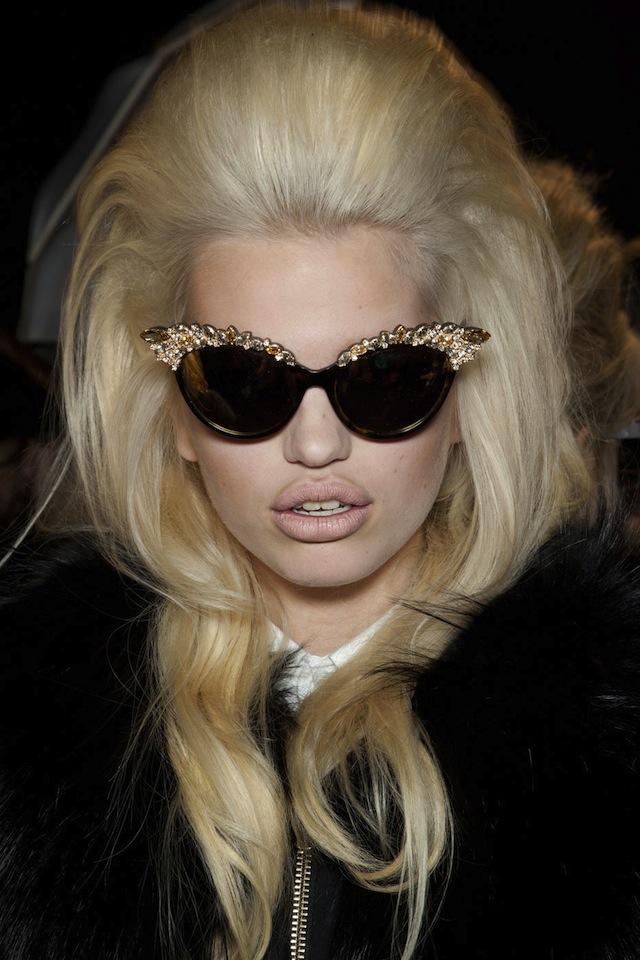D&g Baroque Sunglasses